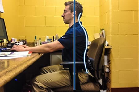sitting, posture, low, back, pain, physical, therapy