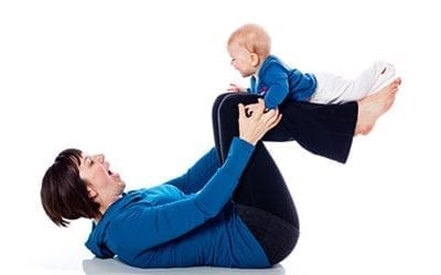 A Simple Strength Test for (New) Moms