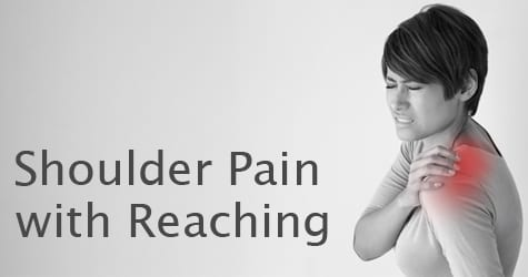 Pain With Reaching – Causes of Shoulder Pain
