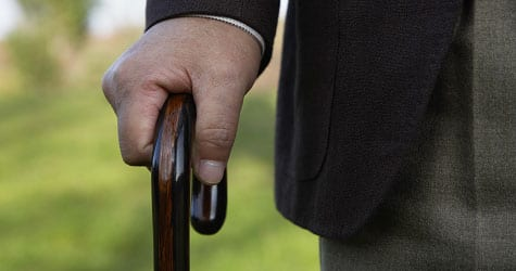 The Benefits of Using a Cane After Surgery