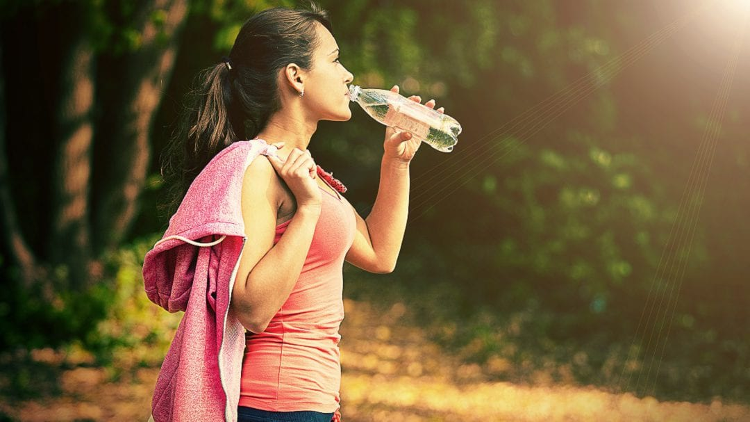 The Benefits of Drinking More Water