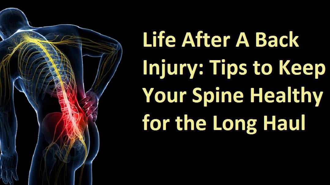 Life After A Back Injury