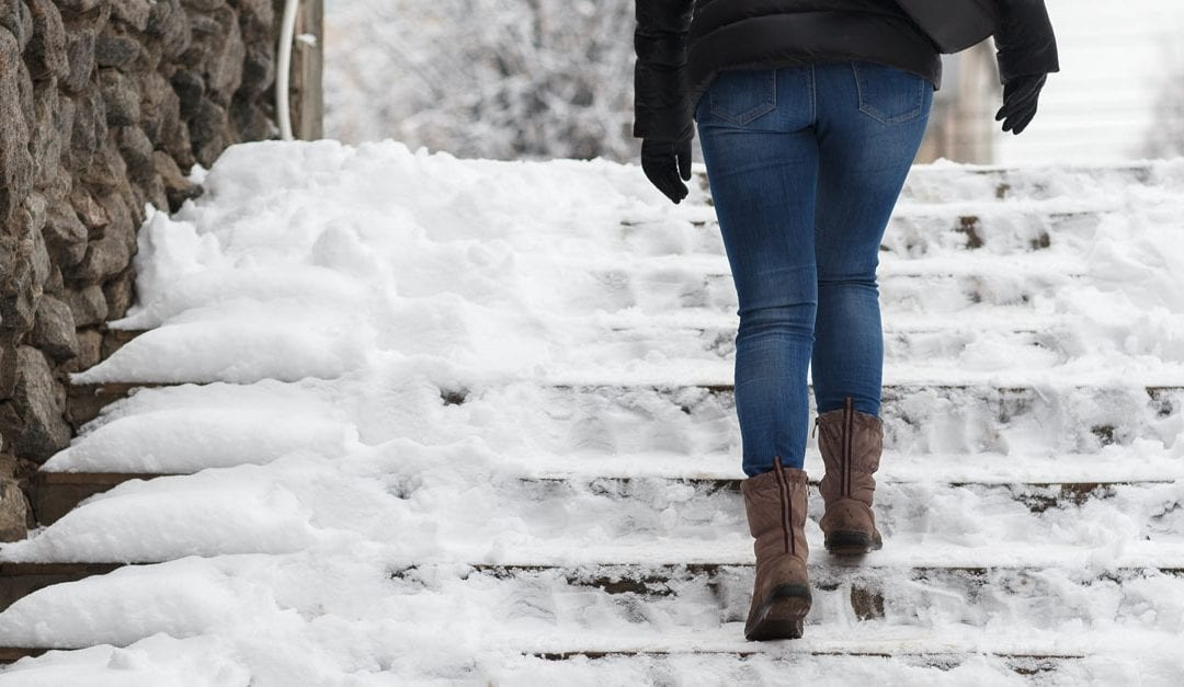 Winter Hacks to Prevent Falls
