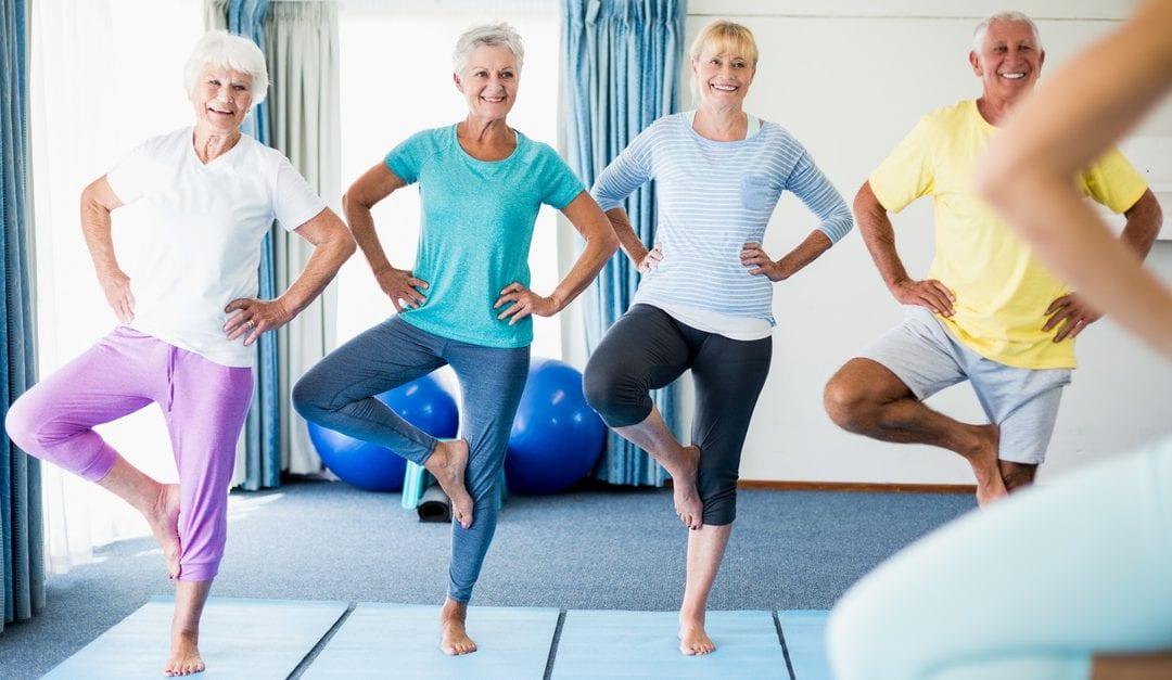 A Prescription To Improve Your Balance
