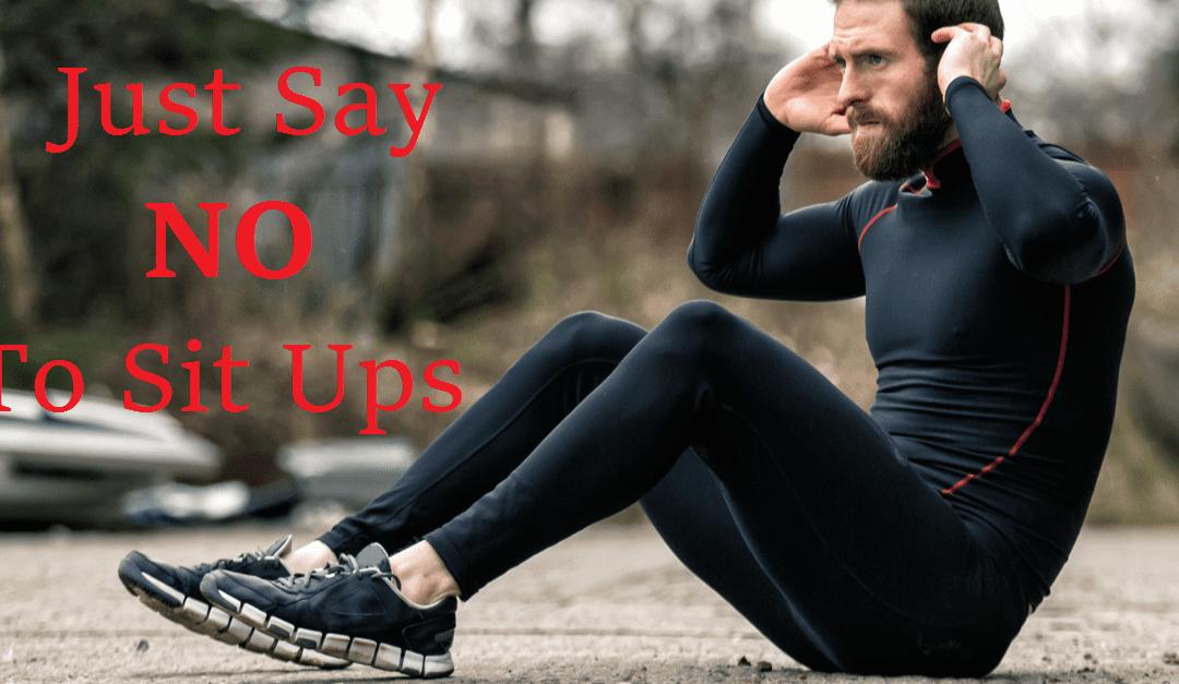 Why I Hate Sit-Ups