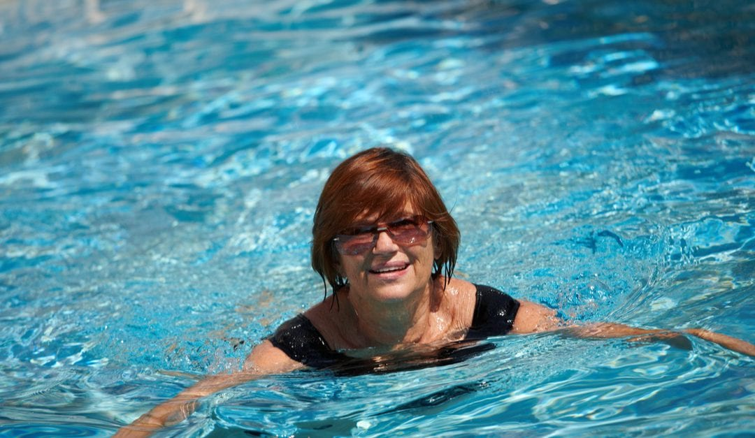 Using Aquatic Therapy to Ease Chronic Pain