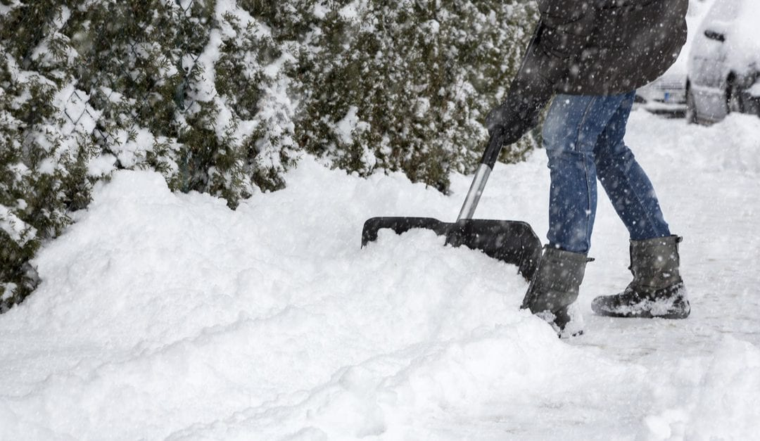 Quick Hacks to Shovel with Ease
