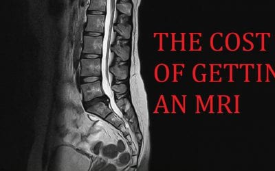 The Cost of Getting an MRI