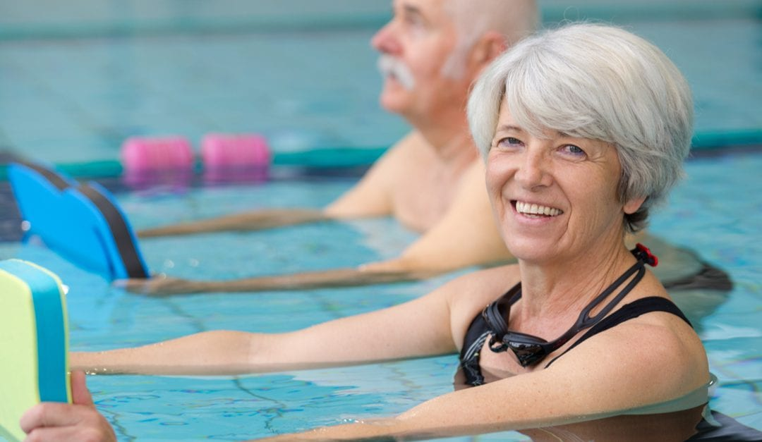 4 Ways Aquatic Therapy Can Help Ease Pain