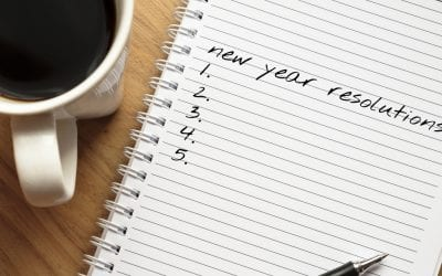 New Year's Resolutions – How Can We Make Them Stick?