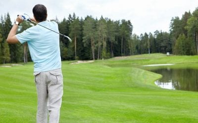 Hit the Golf Ball Harder with Less Effort